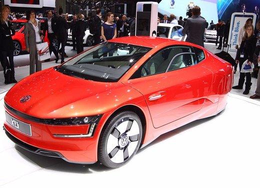 Volkswagen XL1 - Foto 14 di 19