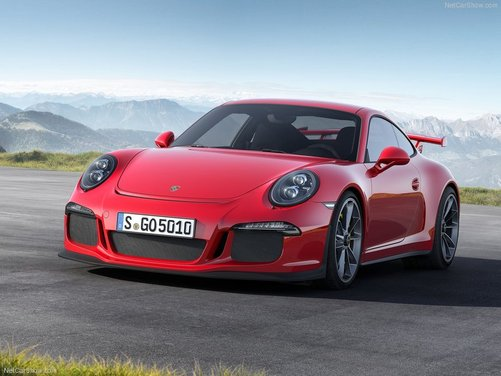 Porsche 911 GT3 - Foto 16 di 21