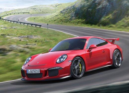 Porsche 911 GT3 - Foto 17 di 21