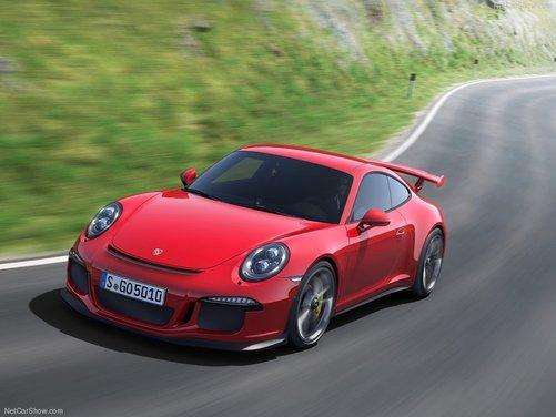 Porsche 911 GT3 - Foto 14 di 21