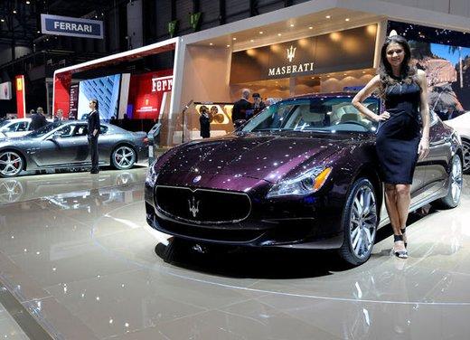 Maserati GranTurismo MC Stradale 4 posti - Foto 6 di 16