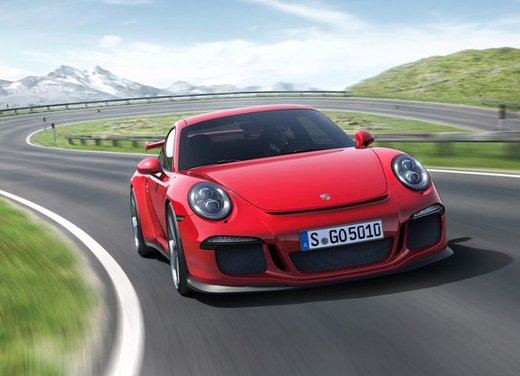 Porsche 911 GT3 - Foto 20 di 21