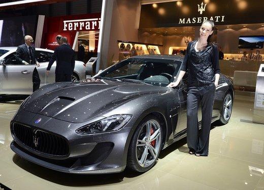 Maserati GranTurismo MC Stradale 4 posti - Foto 7 di 16
