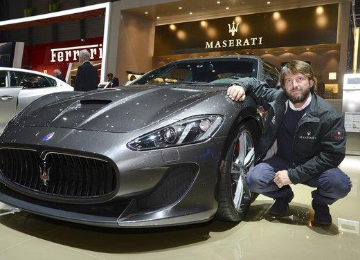 Maserati GranTurismo MC Stradale 4 posti - Foto 9 di 16