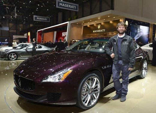 Maserati GranTurismo MC Stradale 4 posti - Foto 8 di 16