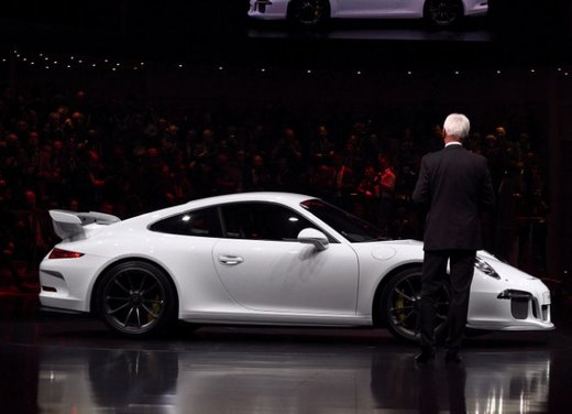 Porsche 911 GT3 - Foto 4 di 21