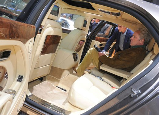 Bentley Mulsanne - Foto 2 di 6