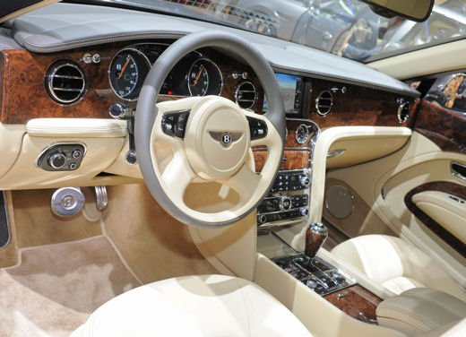 Bentley Mulsanne - Foto 3 di 6