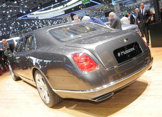 Bentley Mulsanne - Foto 4 di 6