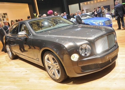 Bentley Mulsanne - Foto 5 di 6