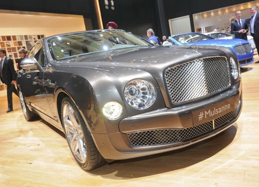 Bentley Mulsanne - Foto 6 di 6