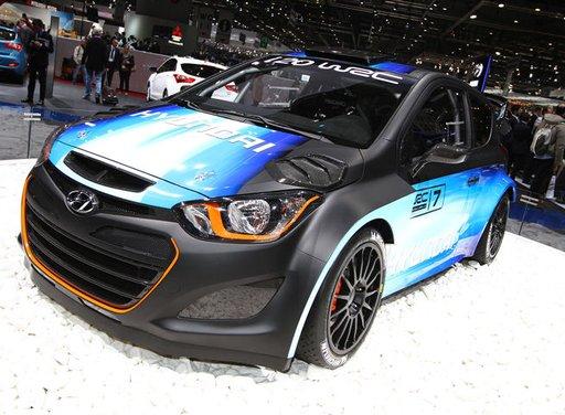 Hyundai i20 WRC nuovi test per il mondiale Rally 2014 - Foto 5 di 22