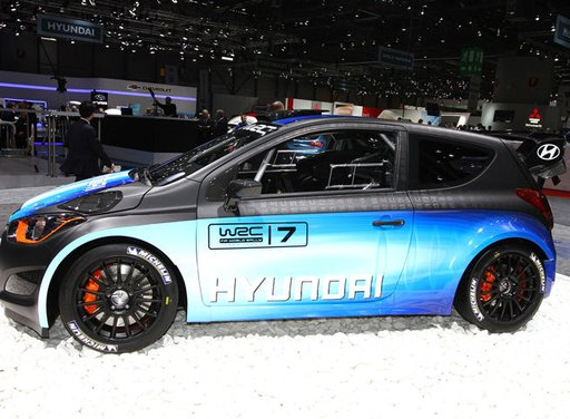 Hyundai i20 WRC nuovi test per il mondiale Rally 2014 - Foto 6 di 22