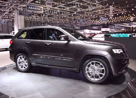 Jeep Grand Cherokee MY 2014 - Foto 6 di 9