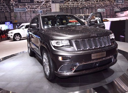 Jeep Grand Cherokee MY 2014 - Foto 7 di 9
