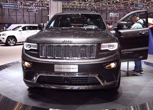 Jeep Grand Cherokee MY 2014 - Foto 9 di 9