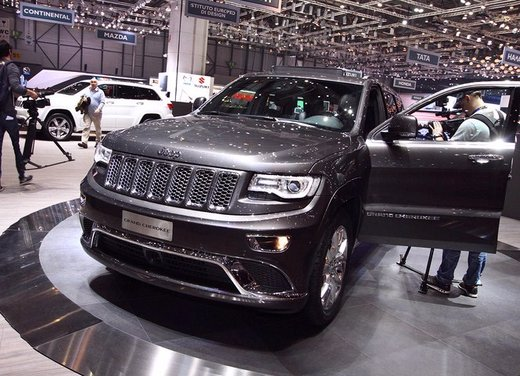 Jeep Grand Cherokee MY 2014 - Foto 1 di 9