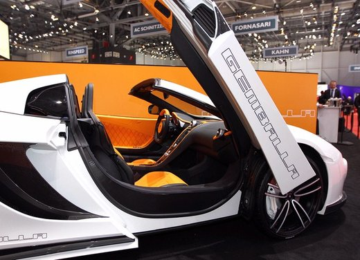 McLaren MP4-12C GT Spider tuning by Gemballa - Foto 7 di 13