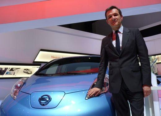 Infomotori.com intervista Bernard Loire neo amministratore delegato di Nissan Italia