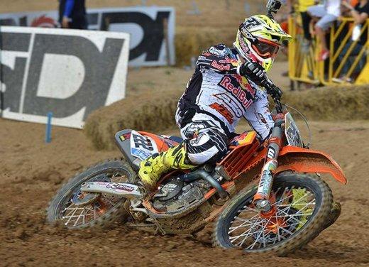 Motocross, MX1: Cairoli super anche nel GP della Thailandia