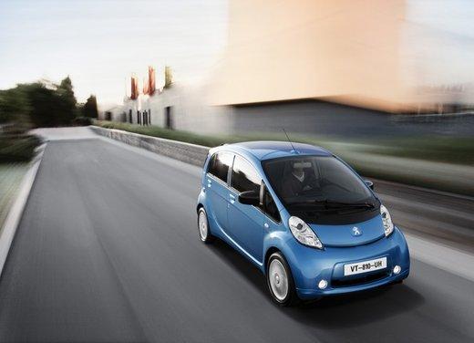 Incentivi auto 2013 Peugeot gpl, metano, elettriche e ibride dal 14 marzo contributi da 2.000 a 5.000 euro - Foto 5 di 6