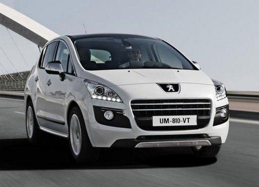 Incentivi auto 2013 Peugeot gpl, metano, elettriche e ibride dal 14 marzo contributi da 2.000 a 5.000 euro - Foto 1 di 6