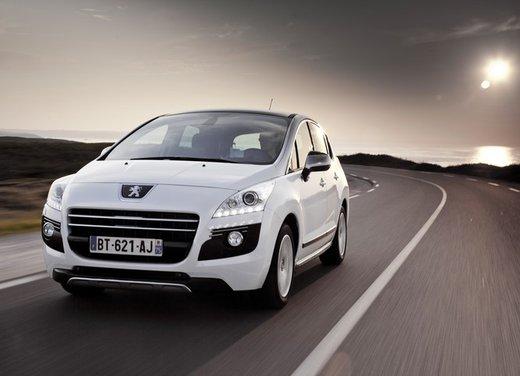 Incentivi auto 2013 Peugeot gpl, metano, elettriche e ibride dal 14 marzo contributi da 2.000 a 5.000 euro - Foto 4 di 6