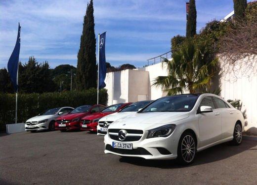Mercedes CLA, dotazioni del pacchetto Supersport - Foto 1 di 14