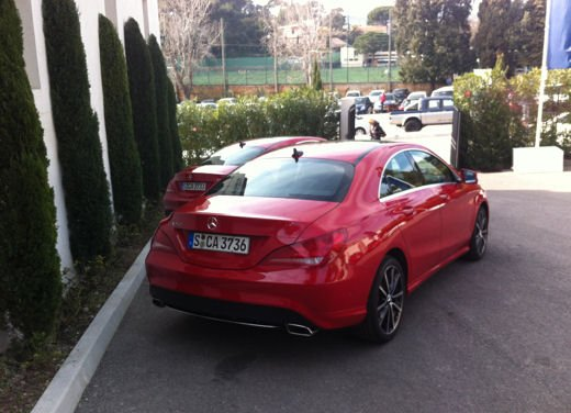 Mercedes CLA, dotazioni del pacchetto Supersport - Foto 2 di 14
