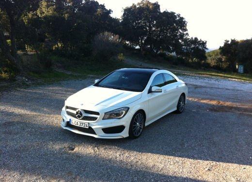 Mercedes CLA, dotazioni del pacchetto Supersport - Foto 3 di 14