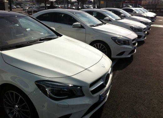 Mercedes CLA, dotazioni del pacchetto Supersport - Foto 4 di 14