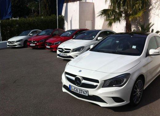 Mercedes CLA, dotazioni del pacchetto Supersport - Foto 5 di 14