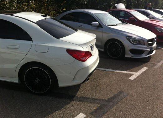 Mercedes CLA, dotazioni del pacchetto Supersport - Foto 7 di 14