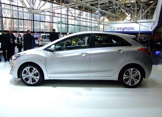 Hyundai i30 in promozione al prezzo di 12.950 euro