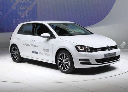 Volkswagen Golf 7 TGI BlueMotion - Foto 1 di 2