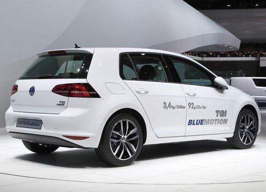 Volkswagen Golf 7 TGI BlueMotion - Foto 2 di 2