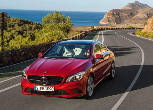 Mercedes CLA prezzi e allestimenti della nuova berlina Mercedes