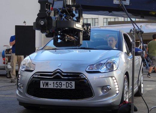 Citroen DS3 Cabrio spot tv per la nuova citycar della casa francese - Foto 13 di 16