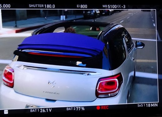 Citroen DS3 Cabrio spot tv per la nuova citycar della casa francese - Foto 16 di 16