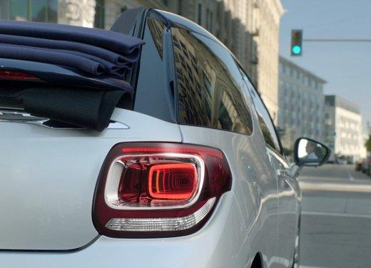 Citroen DS3 Cabrio spot tv per la nuova citycar della casa francese - Foto 4 di 16