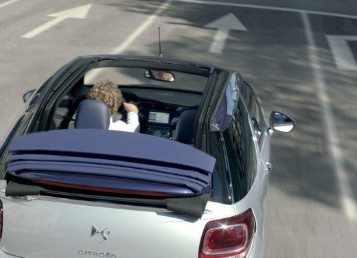 Citroen DS3 Cabrio spot tv per la nuova citycar della casa francese - Foto 5 di 16