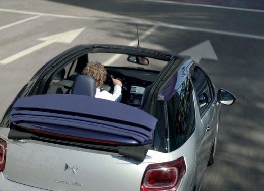 Citroen DS3 Cabrio spot tv per la nuova citycar della casa francese - Foto 8 di 16