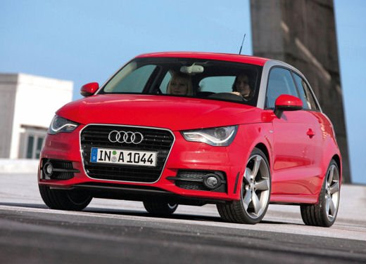 "Audi A1, come funziona la tecnologia ""cylinder-on-demand"" - Foto 6 di 10"