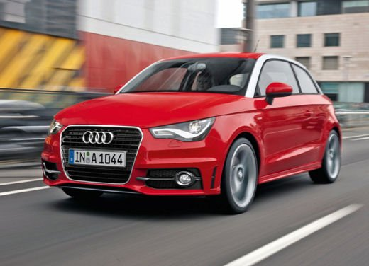 "Audi A1, come funziona la tecnologia ""cylinder-on-demand"" - Foto 7 di 10"