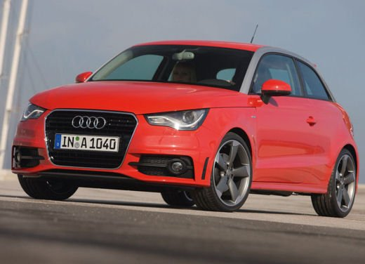 "Audi A1, come funziona la tecnologia ""cylinder-on-demand"" - Foto 8 di 10"