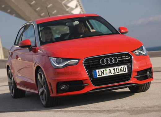 "Audi A1, come funziona la tecnologia ""cylinder-on-demand"" - Foto 9 di 10"
