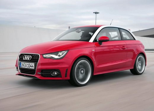 "Audi A1, come funziona la tecnologia ""cylinder-on-demand"" - Foto 3 di 10"