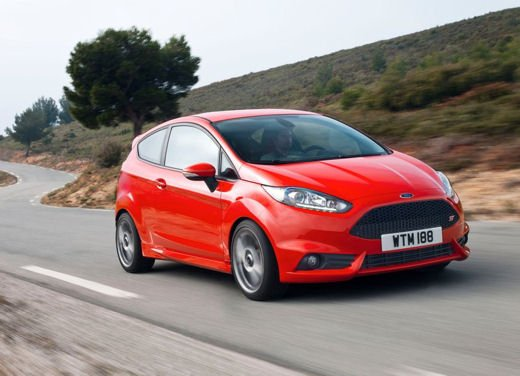 Ford Fiesta ST Auto dell'Anno 2013 per Top Gear - Foto 8 di 14