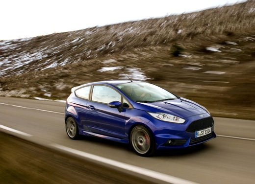 Ford Fiesta ST Auto dell'Anno 2013 per Top Gear - Foto 14 di 14