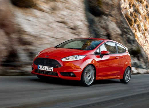 Ford Fiesta ST Auto dell'Anno 2013 per Top Gear - Foto 4 di 14